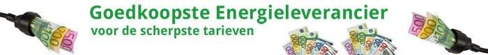 Goedkoopste energieleverancier home